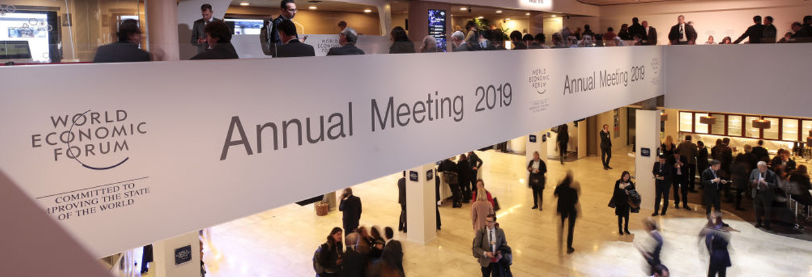 Davos Word Economic Forum - 2019